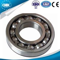 Buy cheap High speed and low noise deep groove ball bearings chrome steel from Wholesalers