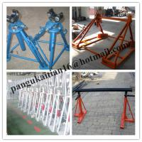 Buy cheap Cable Jack,Cable Drum Jack,Cable Jack,Hydraulic Cable Jack Set product