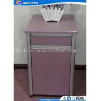ABS Material Lightweight Medical Bedside Cabinet