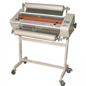 Buy cheap 1600W 1.6M / Min Roll Laminator Machine 8 - Bit Microprocessor Control System LW650R product