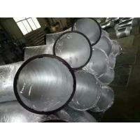Buy cheap Large Diameter Seamless Stainless Steel Tubing Elbows A403 SS Elbow from Wholesalers