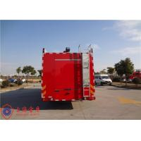 Buy cheap Max Speed 85KM/H Fire Fighting Truck With Pressure 1.0MPa Fire Pump product