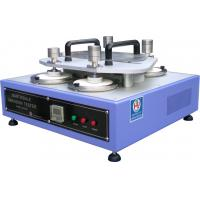 China ASTM D4966 Abrasion Testing Machine , Martindale Fabric Abrasion Tester on sale