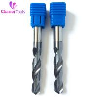 China High Performance Best quality carbide twist drill bits on sale