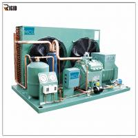 China R22 R404A Bitzer Compressor Refrigeration Unit for Commercial and Freezer on sale