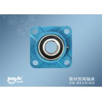 Buy cheap Square Cast Iron Pillow Block Bearing , Agricultural And Mill Bearing UCFS310 product