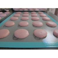 China Fiberglass Silicone Heat-resistant Baking Mat Made From Premium Non-stick Silicone on sale