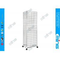 Buy cheap Powder Coated Gridwall Display Racks product