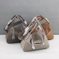 Buy cheap Factory direct OEM made high quality 30cm 26cm lychee leather bags designer hobo bags M-G02-23 product