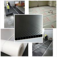 50m 100m 2mm 3mm Weatherproof Twin Wall Plastic Rolls For Packing Protection