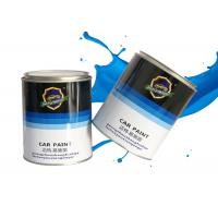 Buy cheap Assorted Metallic Color 1K Car Paint Water Resistance Acrylic Resin Material product