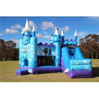 Buy cheap 5 In1 Combo Jumping Castle product