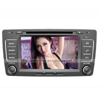 Buy cheap Skoda Octavia 2013 Android Radio DVD Navi with DTV 3G Wifi product