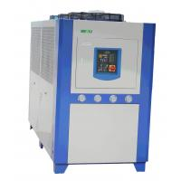Scroll Compressor Air Cooled Water Chiller Industrial Water Chiller  #2A4AA1