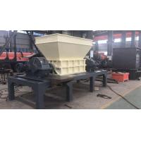 China Metal Shredder Machine Manufacturer Double Shaft Waste Metal Shredding