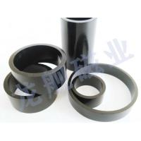 China N35 - N54 Super Strong Permanent Magnets , Neodymium Ring Magnets Various Sizes on sale