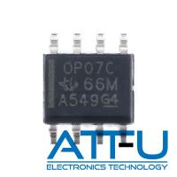 Buy cheap Low Noise Amplifier IC Chip Precision Operational OP07CDR For Sensors / Controls product