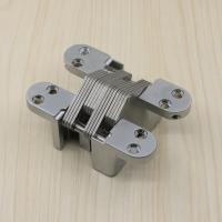 Buy cheap Soss Medium Duty Concealed Hinges 180 Degree Concealed Hinges For Wooden Doors 90kg/Pair product