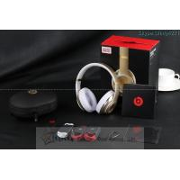 Buy cheap Beats By Dr. Dre Studio Champagne Wireless Over-Ear Headphones Made in China from grglaser product