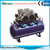 China dental air compressor price list on sale