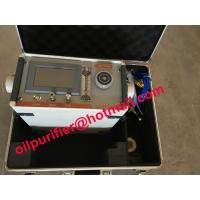 Buy cheap Insulation Oil Dew Point tester, test plant,dew point analyzer for transformer oil product