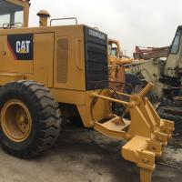 China used year- 2007 CAT 14H motor grader for sale  , used construction equipment on sale