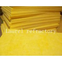 Buy cheap Glass Wool Board Insulation Refractory 50mm x 1.2M x15M with Aluminium Foil product