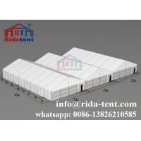 Customized Size Waterproof Event Tent UV Resistance Fast To Install