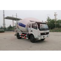 Buy cheap 2m3 3m3 4m3 Concrete Mixing Truck High Strength Frame For Transporting product