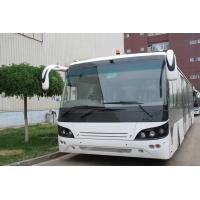 Buy cheap Small Turning Radius Tarmac Coach Aero Bus With Diesel Engine product
