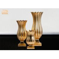Quality Glossy Gold Homewares Decorative Items for sale