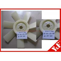 Buy cheap 6D95 Engine Cooling Fan Blade 600-625-6620 PC200-5 for Komatsu Excavator Spare Parts product
