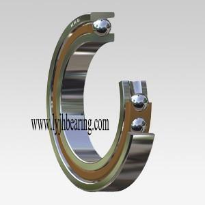 Buy cheap angular contact ball bearing  7209 ,15 /25 contact angle,P4 P2 Grade,application/manufacture process product