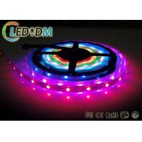 Buy cheap Low Voltage WS2812B Addressable LED Strip Lights RGB SMD5050 30 / 60 LEDs Available product