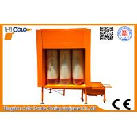 Buy cheap Quick Release Dust Filter Powder Recovery System For Spray booth Custom Made product