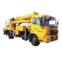 Buy cheap 18m Truck Mounted Lift from Wholesalers