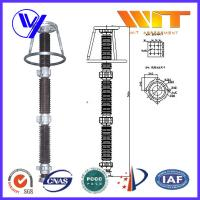 Buy cheap 444KV Extra High Voltage Substation Lightning Arrester with ISO9001 Certified product
