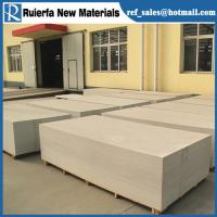Buy cheap Fire resistant and water resistant calcium silicate board for external wall board  OP2 product