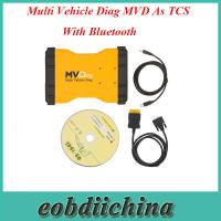 Buy cheap Multi Vehicle Diag Same Function As TCS With Bluetooth   2014.R2 Free Active product