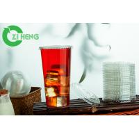 Buy cheap Personalized Clear PP Plastic Cup 700ml Tableware Drinkware For Cold Drink product