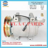 Buy cheap AUTO AIR COMPRESSOR for Isuzu / GMC 8973863490 897386491 from Wholesalers