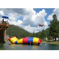 Buy cheap ODM Jumping Water Catapult Blob Inflatable Toys For Swimming Pools product