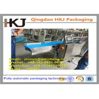 Buy cheap Food Package Check Weigher Machine With Touch Screen Customized Size product