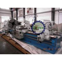 Buy cheap Horizontal Oil Country Large Spindle Metal Lathe Machine , Heavy duty Pipe Thread turning Machinery product