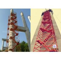 Buy cheap Flexible Stairway Access Tower , Stairwell Scaffold Tower With Q235 Steel Material product
