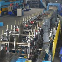 Buy cheap Automatic Size Adjustable Cable Tray Roll Forming Machine With Great Performance product