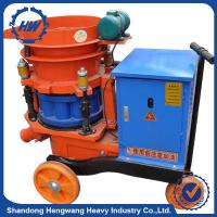 Buy cheap Construction Dry Shotcrete Gunite Machine PZ Series For Sale product