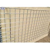 Buy cheap Heavy Duty Sand Filled Barriers Hot Dipped Galvanized Welded Wire Mesh Box product