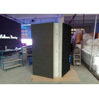 Buy cheap Front Access Led Digital Advertising Display , Led Backdrop Screen P6 P8 P10 product