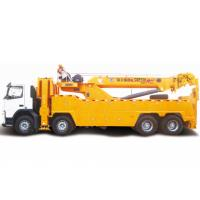 Durable XCMG 44 Ton Wrecker Tow Truck 50000kg 250KN For Traffic Rescue